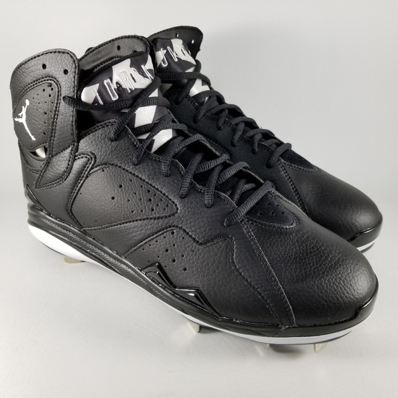 b32c25b88183cd Nike Air Jordan VII Retro Metal Baseball Cleats